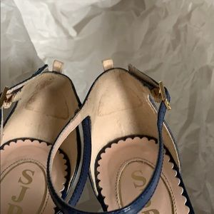 "SJP by Sarah Jessica Parker Shoes - SJP by Sarah Jessica Parker ""Tanny"" size 38"